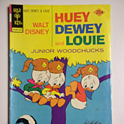 Gold Key Comics Huey Dewey and Louie No. 32, May 1975