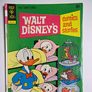 Gold Key Comics Walt Disney's Comics and Stories Vol. 33, No. 5