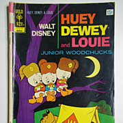 Gold Key Comics Huey Dewey and Louie No. 13, March 1979