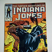 Marvel Comics The Further Adventures of Indiana Jones, Vol. 1, No. 12, Dec. 1983