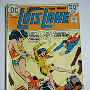 DC Comics Lois Lane Vol. 17, No. 136, Feb. 1974