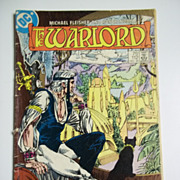 DC Comics The Warlord, No. 112, Dec. 1986