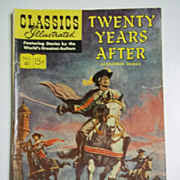 Classics Illustrated Comic, No. 41, Sept. 1947: Twenty Years After