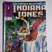 Marvel Comics The Further Adventures of Indiana Jones, Vol. 1, No. 23, Nov. 1984