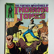 Marvel Comics The Further Adventures of Indiana Jones, Vol. 1, No. 26, February 1985