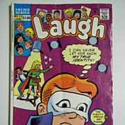 Archie Comics Laugh No. 21, Vol. 2, June 1990