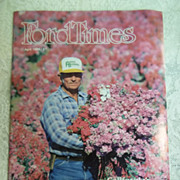 Vintage Ford Times Magazine: April 1986, Vol. 79, No. 4