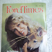 Vintage Ford Times Magazine: May 1985, Vol. 78, No.5