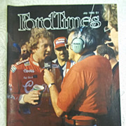 Vintage Ford Times Magazine: July 1986, Vol. 79, No. 7