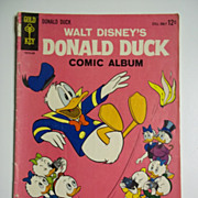 Gold Key Comics Donald Duck No. 96, Aug. 1964