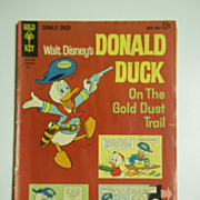 Gold Key Comics Donald Duck No. 86, Feb. 1963
