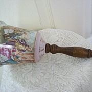 SOLD Vintage Porcelain Bell