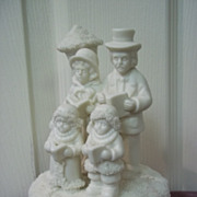 Victorian Carolers Music Box: We Wish You a Merry Christmas