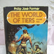 The World of Tiers: Volume 2, Philip Jose Farmer, Nelson Doubleday 1977 HCDJ