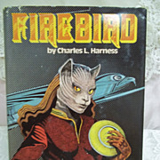 Firebird, Charles L. Harness, Pocket Books 1981 HC DJ