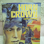 Horn Corwn, Andre Norton, Daw Books 1981 HC DJ