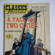First Edition Classics Illustrated No. 6, 1946: A Tale of Two Cities