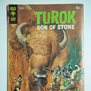 Gold Key Comics Turok No. 69, April 1970