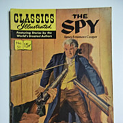 Classics Illustrated No. 51, Sept. 1948: The Spy