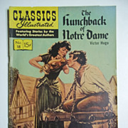 Classics Illustrated No. 18, Dec. 1944: The Hunchback of Notre Dame