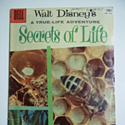 Dell Comics Walt Disney's Secrets of Life No. 749, 1956