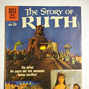 Dell Comics Movie Classics No. 1144, 1960: The Story of Ruth