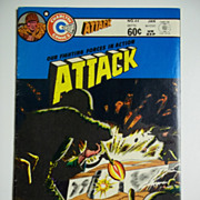 Charlton Comics Attack No. 44, Vol. 10, Jan. 1984