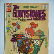Charlton Comics The Flintstones and Pebbles No. 17, Vol. 3, Sept. 1972