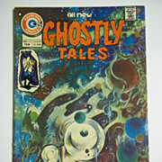 Charlton Comics Ghostly Tales No. 113, Vol. 10, Feb. 1975