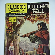Classics Illustrated No. 101, Nov. 1952: William Tell