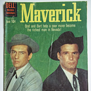 Dell Comics Maverick No. 11, Jul.-Aug. 1960