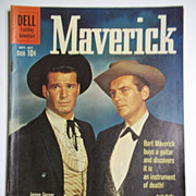 Dell Comics Maverick No. 12, Sept.-Oct. 1960
