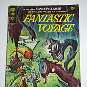 Gold Key Comics Fantastic Voyage No. 2, 1969