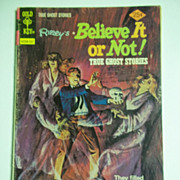 Gold Key Comics Ripley's Believe It or Not No. 55, July 1975