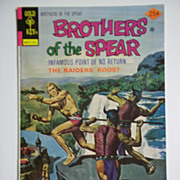 Gold Key Comics Brothers of the Spear No. 16, Nov. 1975