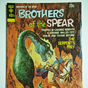 Gold Key Comics Brothers of the Spear No. 6, Sept. 1973