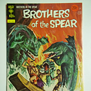 Gold Key Comics Brothers of the Spear No. 8, March 1974