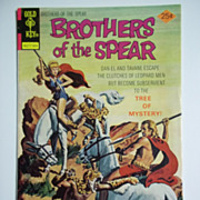Gold Key Comics Brothers of the Spear No. 13, April 1975
