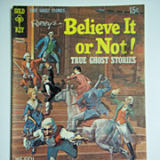 Gold Key Comics Ripley's Believe It or Not No. 18, Feb. 1970