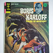 Gold Key Comics Boris Karloff Tales of Mystery No. 53, April 1974
