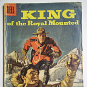 Dell Comics King of the Royal Mounted No. 20, Mar.-May 1956