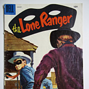 Dell Comics The Lone Ranger No. 91, Vol. 1, Jan. 1956