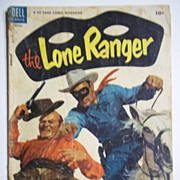 Dell Comics The Lone Ranger No. 69, March 1954