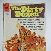 Dell Comics The Dirty Dozen , 1967