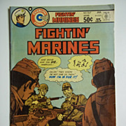 Charlton Comics Fightin' Marines No. 157, Vol. 13, July 1981