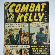 RARE! Charlton Comics Combat Kelly No. 22 1954