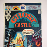 DC Comics Ghost Castle No. 3, Vol. 1, Sept-Oct. 1975