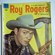 Dell Comics Roy Rogers No. 72, Vol. 1, Dec. 1953