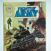 Charlton Comics Fightin' Army No. 125, Vol. 8, Aug. 1976