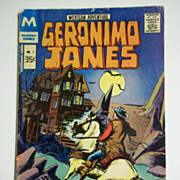 Modern Comics Geronimo Jones No. 7, 1972